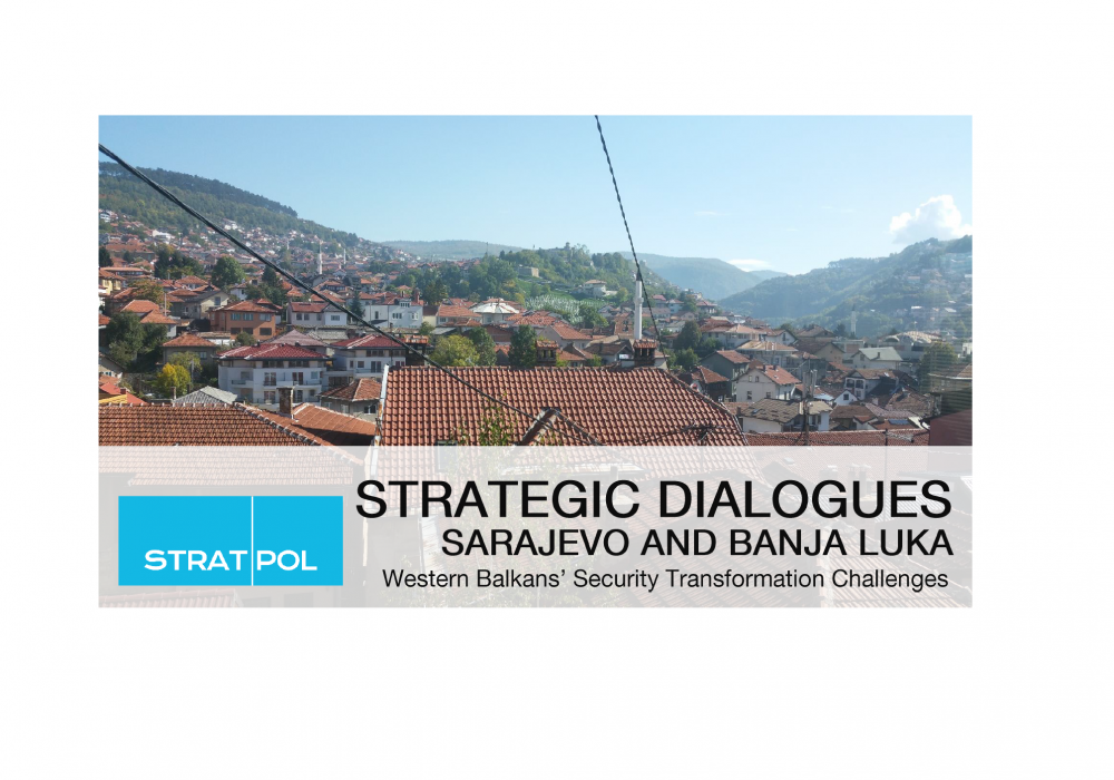 Strategic Dialogues Western Balkans: Final Report