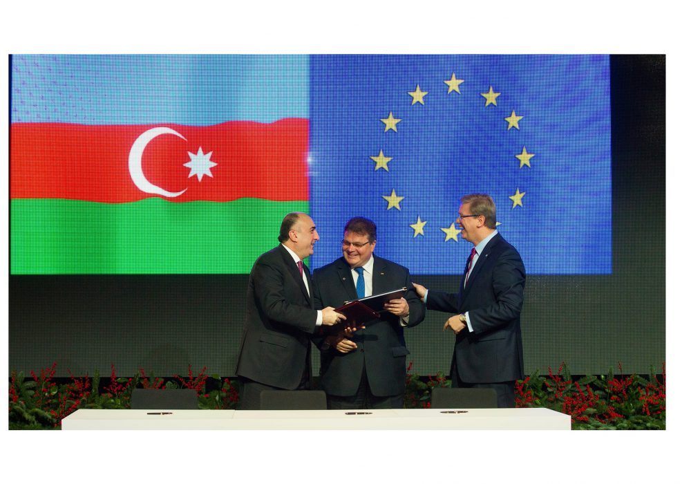 EU Policy towards Azerbaijan: Coherence, Policy Shifts and the Upcoming Agreement