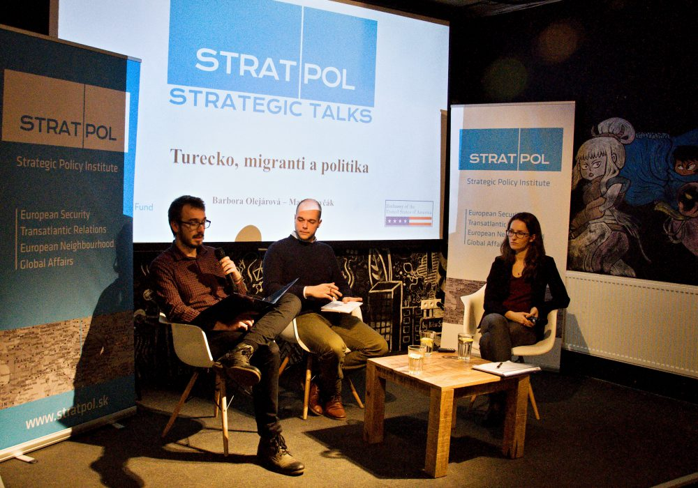 Strategic Talks: Turkey, Refugees and Politics