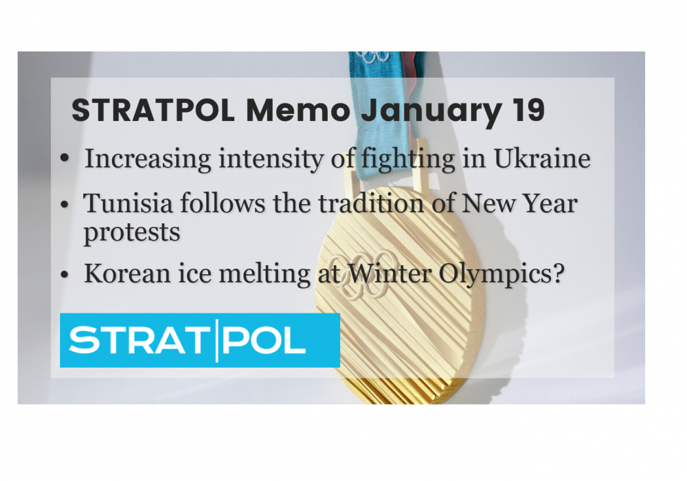 STRATPOL Memo January 19
