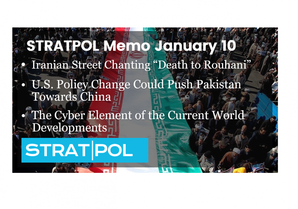 STRATPOL Memo January 10