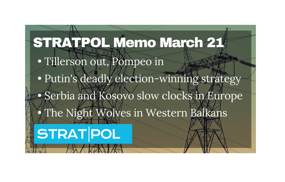 STRATPOL Memo March 21