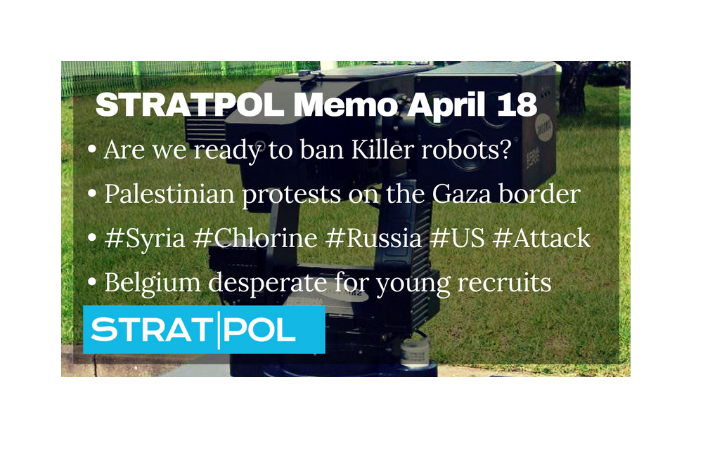 STRATPOL Memo April 18
