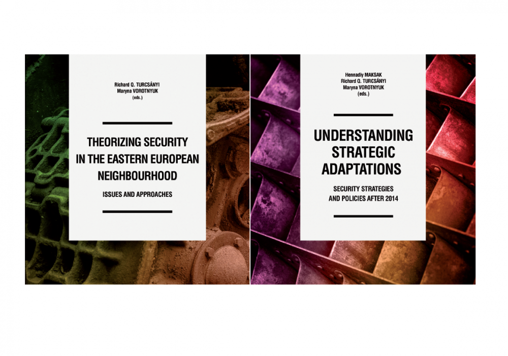 Two New STRATPOL Publications on Security Studies!