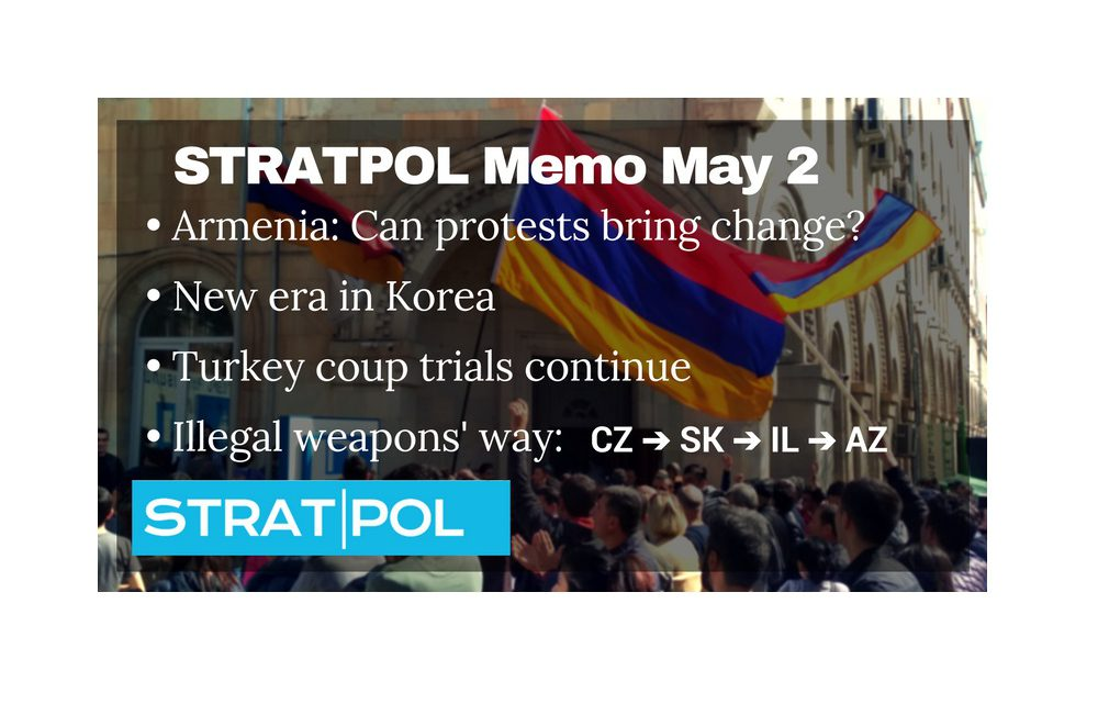 STRATPOL Memo May 2