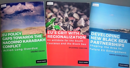 Three New Policy Papers on Gaps in EU Policy Towards the Black Sea and South Caucasus!