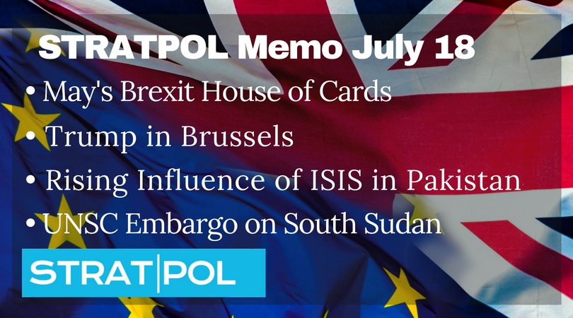 STRATPOL Memo July 18