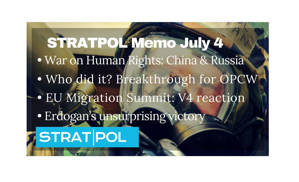 STRATPOL Memo July 4