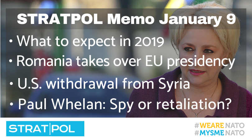 STRATPOL Memo January 9