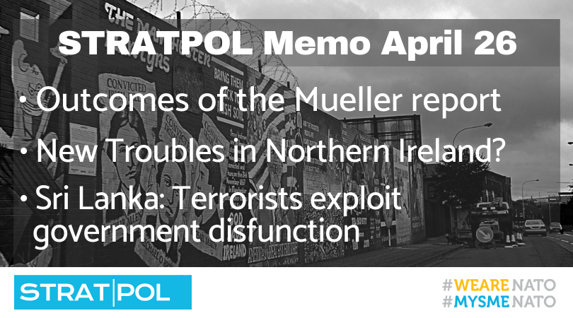 STRATPOL Memo April 26