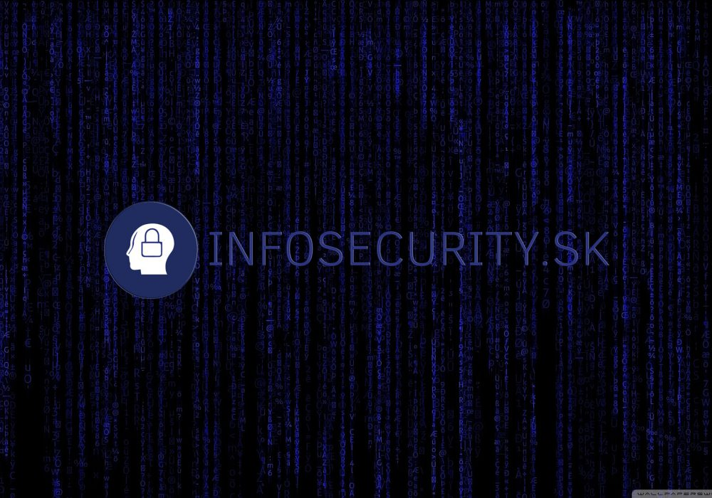 We are launching partnership with InfoSecurity.SK!