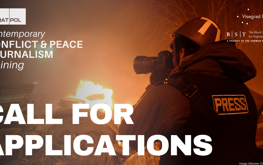 Contemporary Conflict & Peace Journalism Training