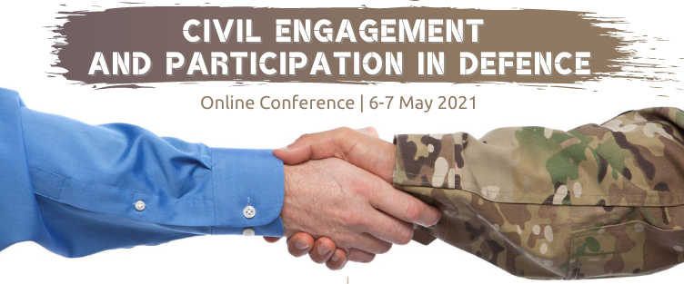 Online conference: Civil Engagement and Participation in Defence